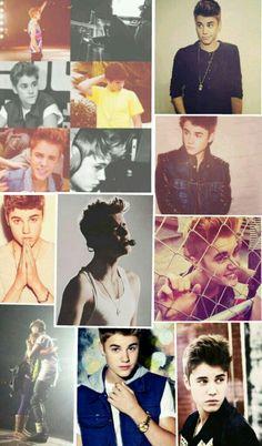 Justin Bieber Collage  #justinbieber #bieber #beebs