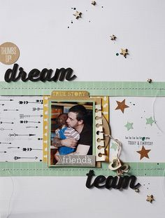 Inspirationsgalerie Layout Werkstatt Interaktives Layout von Jana