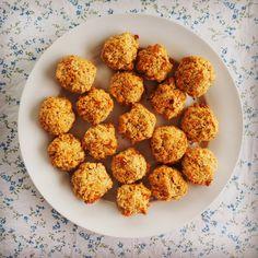 apricot coconut breakfast cookies