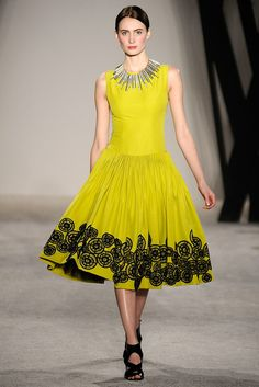 Jason Wu Fall 2009 Ready-to-Wear Collection Photos - Vogue