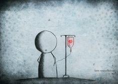 Love Transfusion by marii85.deviantart.com on @deviantART