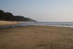Querim Beach, Goa, Intia
