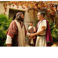 """(Part 1) """"Cornelius Calls for Peter"""" Acts 10:1-3 At Caesarea there was a man named Cornelius, a centurion in what was known as the Italian Regiment. He and all his family were devout and God-fearing; he gave generously to those in need and prayed to God regularly. One day at about three in the afternoon he had a vision. He distinctly saw an angel of God, who came to him and said, """"Cornelius!"""""""