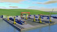 Floating offshore wind could be an important contributor to the world's energy mix for millions of people living on steep coastlines with deep waters Dnv Gl, Offshore Wind Turbines, Wind Farms, Wind Power, Technology, World, Water, Tech, Gripe Water