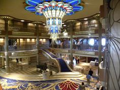 inside cruise ship - Google Search
