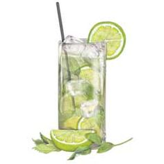 ✿Food & Beverages✿ Mojito