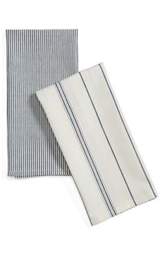 Nordstrom at Home Nordstrom at Home Stripe Dish Towels (Set of 2) available at #Nordstrom