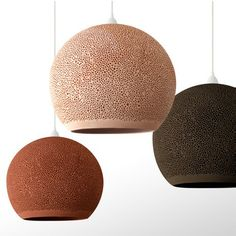// Pott / Earthenware Pendant Lamp