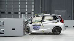 Honda has fixed the 2015 Honda Fit that previously prevented the new car from gaining the TOP SAFETY PICK+ crash test rating.