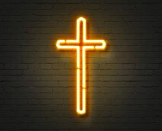 Yellow neon cross. Sign of Christianity #jesus #christianity #jesusquotes #wallpaper   wallpaper for iphone   Jesus   Christianity   popart   vector art Cross Wallpaper, Jesus Wallpaper, Lit Wallpaper, Wallpaper Backgrounds, Iphone Wallpaper, Jesus Background, Cross Background, Christian Backgrounds, Christian Wallpaper