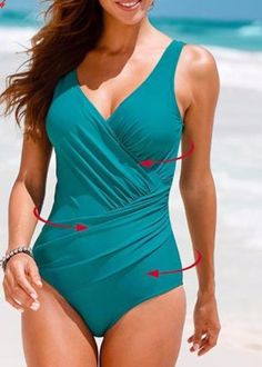 Plus Size Brazilian Crisscross Monokini