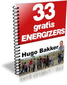 Kijk, dat is nu eens handig……..een gratis E-book dat je kunt downloaden met 33 energizers. Te gebruiken voor tussendoor of als afronding. Hugo Bakker is de auteur van dit boek. Zelf is hij ook jarenlang in het onderwijs werkzaam geweest. Met dit boek wil hij bereiken dat alle trainers, coaches, leerkrachten en docenten veel meer …