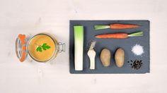 Recette Soupe de légumes - Le Parfait