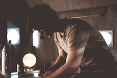 OK HOW HE LOOKED AT HER WHILE WRITING HER NAME DOWN ON THE LIST