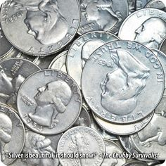 2 Two Ounces Very Clean 90 Silver Coins No Junk | eBay
