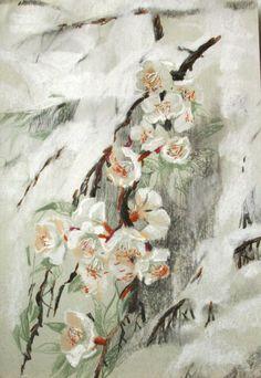 Yuliya Zinchenko - Drawings for Sale Drawings, Artist, Artwork, Flowers, Painting, Work Of Art, Auguste Rodin Artwork, Florals, Painting Art