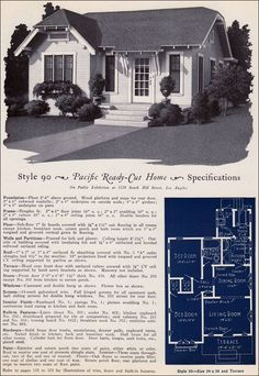 1925 Pacific Ready Cut Homes - 90
