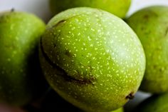 #green walnut