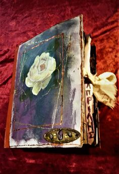 altered book, mix and much with journal junk, collage and mixed media -πειραγμένο βιβλίο, μίξη με πολλά, σκουπίδια περιοδικών, κολάζ και μεικτά μέσα.. Altered Books, Artwork, Work Of Art, Auguste Rodin Artwork, Book Art, Artworks, Illustrators