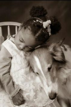 True Friends Dogs And Kids, Dogs And Puppies, Doggies, Big Teddy, Rough Collie, Bow Wow, Best Bud, Sleeping Dogs, Dog Dresses