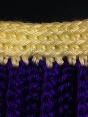 """Ravelry: Interchangeable """"almost knit""""/bar pattern by jackie blennis"""