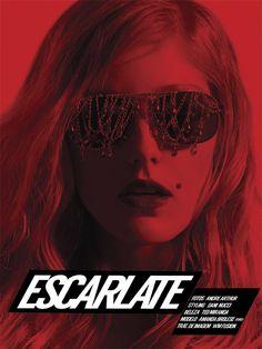 Escarlate - Notícia - Dia-a-Dia Revista Editorial, Sunglasses, Movie Posters, Fashion, Scarlet, Fashion Editorials, Winter Time, Beauty, Moda