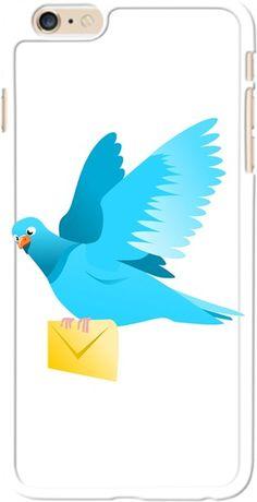 Posta Güvercini Kendin Tasarla - iPhone 6 Kılıfı