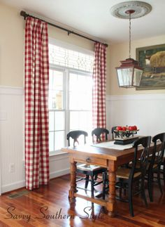 Savvy Southern Style: THE FRENCH FARM TABLE