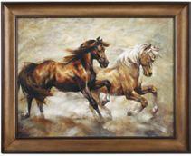 """Wild Wind"" wall art."