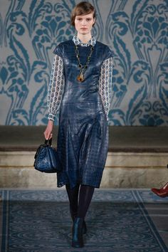 Tory Burch Fall RTW 2013. Repin your favorite #NYFW looks to get them from the Runway to #RTR!