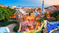 Top 10 cities for travel in Spain. Spain is a great country for touring; there are medieval landmarks, mosques and cathedrals, museums, modern buildings, parks and mountain ranges. It is a heaven for tourists who are determine to visit one of the highest passes in Sierra Nevada Mountains and Pyrenees mountain range of Spain.