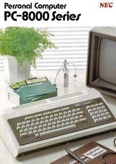 Personal Computer PC-8000 Series, NEC