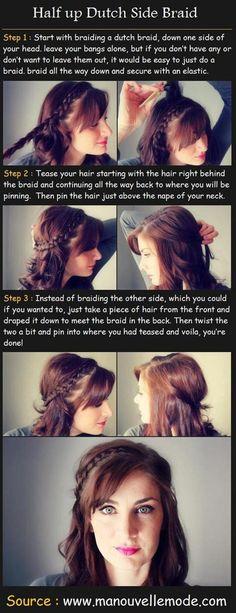tutorial hair tutorial hairstyles long hair