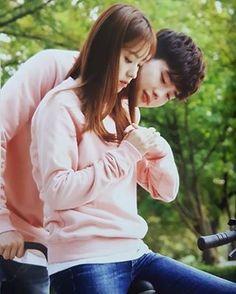 W : Two worlds # han hyo joo # lee jong suk W Two Worlds Art, Between Two Worlds, Han Hyo Joo Lee Jong Suk, Lee Jung Suk, W Kdrama, Kdrama Actors, W Two Worlds Wallpaper, W Korean Drama, Up10tion Wooshin