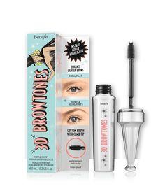 c9c8417b866 3D BROWtones eyebrow enhancer Ready Set Brow, Benefit Brow Collection,  Makeup Collection, Light