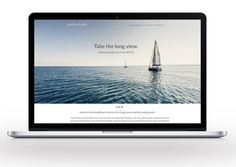 Build a website for a new healthcare/bio capital fund by Nancye.Design