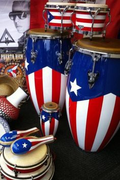 When I was in my and living alone in Manhattan. my comfort would be to sit and play my congas and bongos to Tito Puente and all my fab salsa musicians of the time . I loved my congas. they rooted me to my Yoruba heritage. Puerto Rican Music, Puerto Rican Flag, Puerto Rican Dishes, Puerto Rican Recipes, Mocha, Puerto Rico Pictures, Puerto Rico Food, Salsa Music, Puerto Rico History