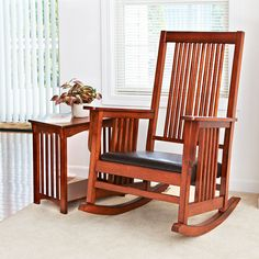 Mission Rocker - from Sportys Preferred Living