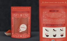 Ethiopian Spices (Concept) on Packaging of the World - Creative Package Design Gallery