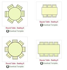 free individual table seating charts wedding ideas pinterest