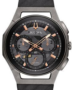 BULOVA - CURV  Titanium