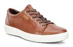 feea1c2cd8 ECCO Mens Soft 7 Sneaker