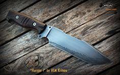"""Ranger I"" by VCA Knives"