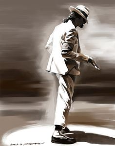 MJ in Smooth Criminal by darkdamage.deviantart.com on @deviantART