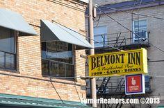 The Belmont Inn in Portland, Oregon.