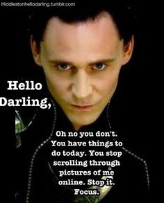 This is pretty much what I do everyday. I even have a board dedicated to Loki.
