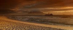 Cape Town sunset from Blouberg      - We love Cape Town. Check our website out!