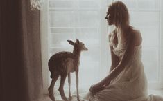 Laura Makabresku, Little Deer.