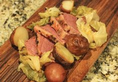 Corned Beef and Cabbage in an Oven Bag - for St. Patrick's Day!