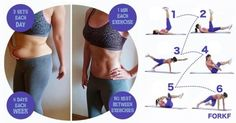 4-Week Abs Challenge To Lose Belly Pooch